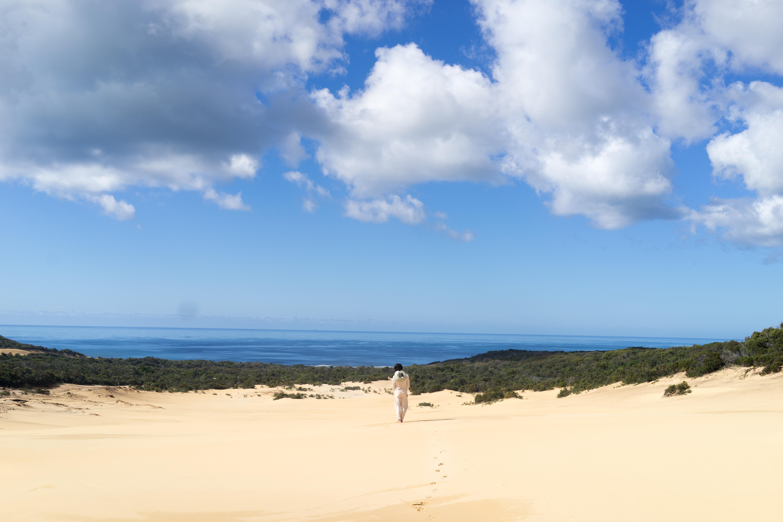 Fraser Island Sandblow