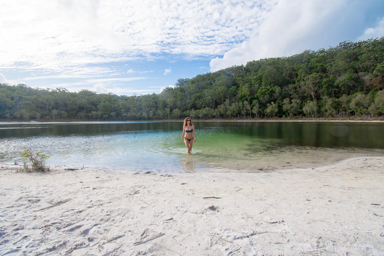 Fraser Island Basin Lake