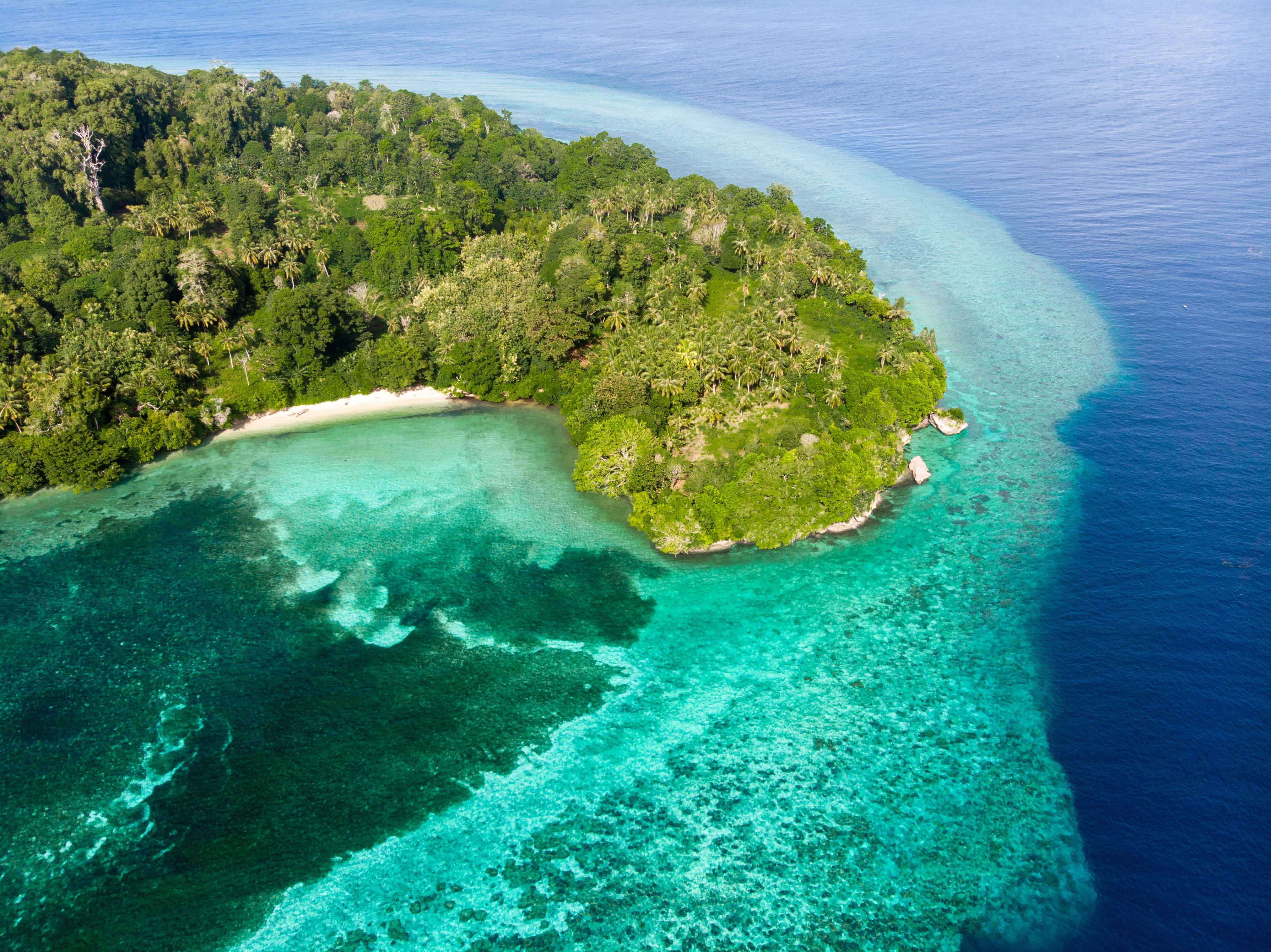 Banda Islands Pulau Ai