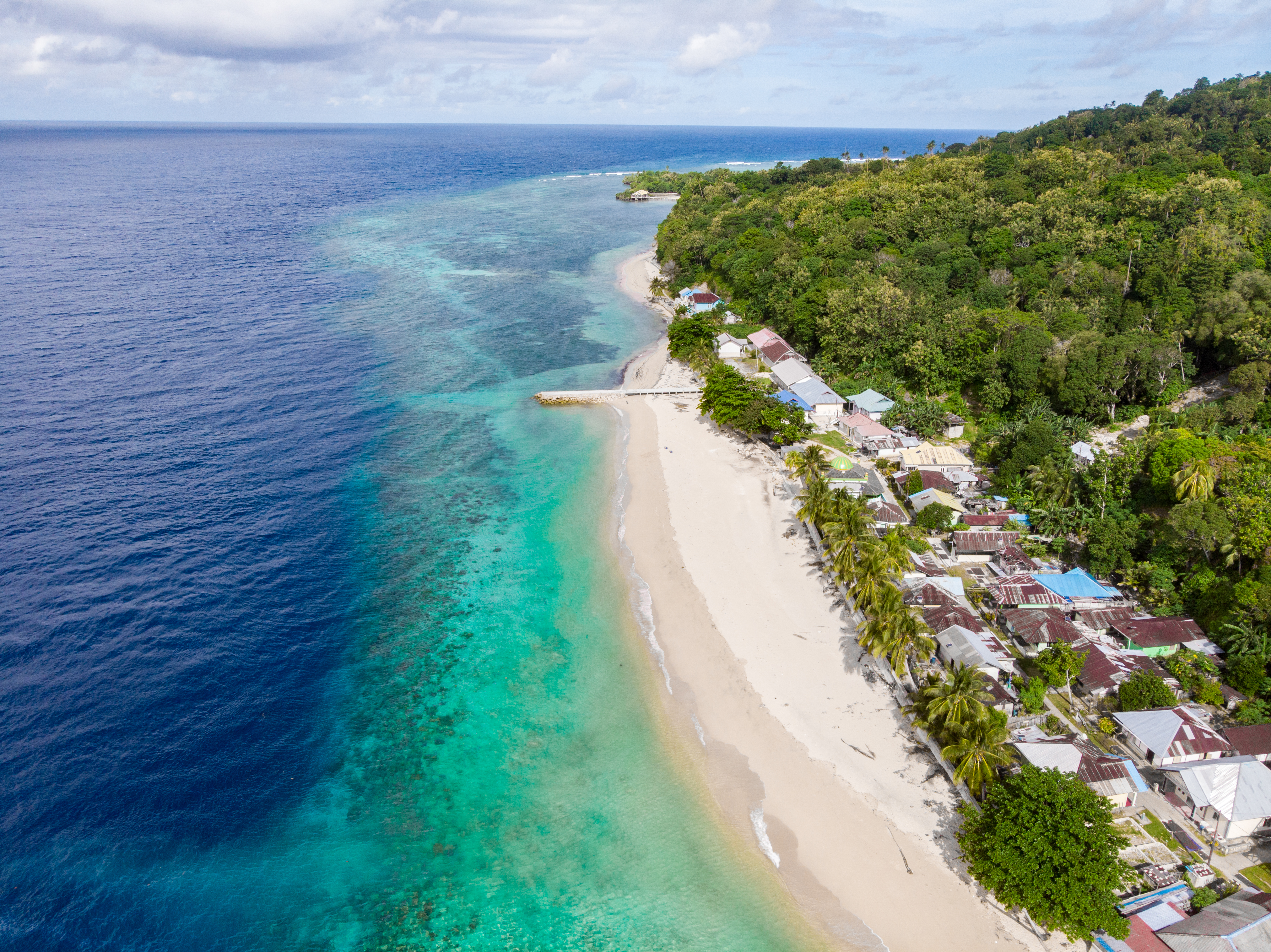 Banda Islands Pulau Hatta