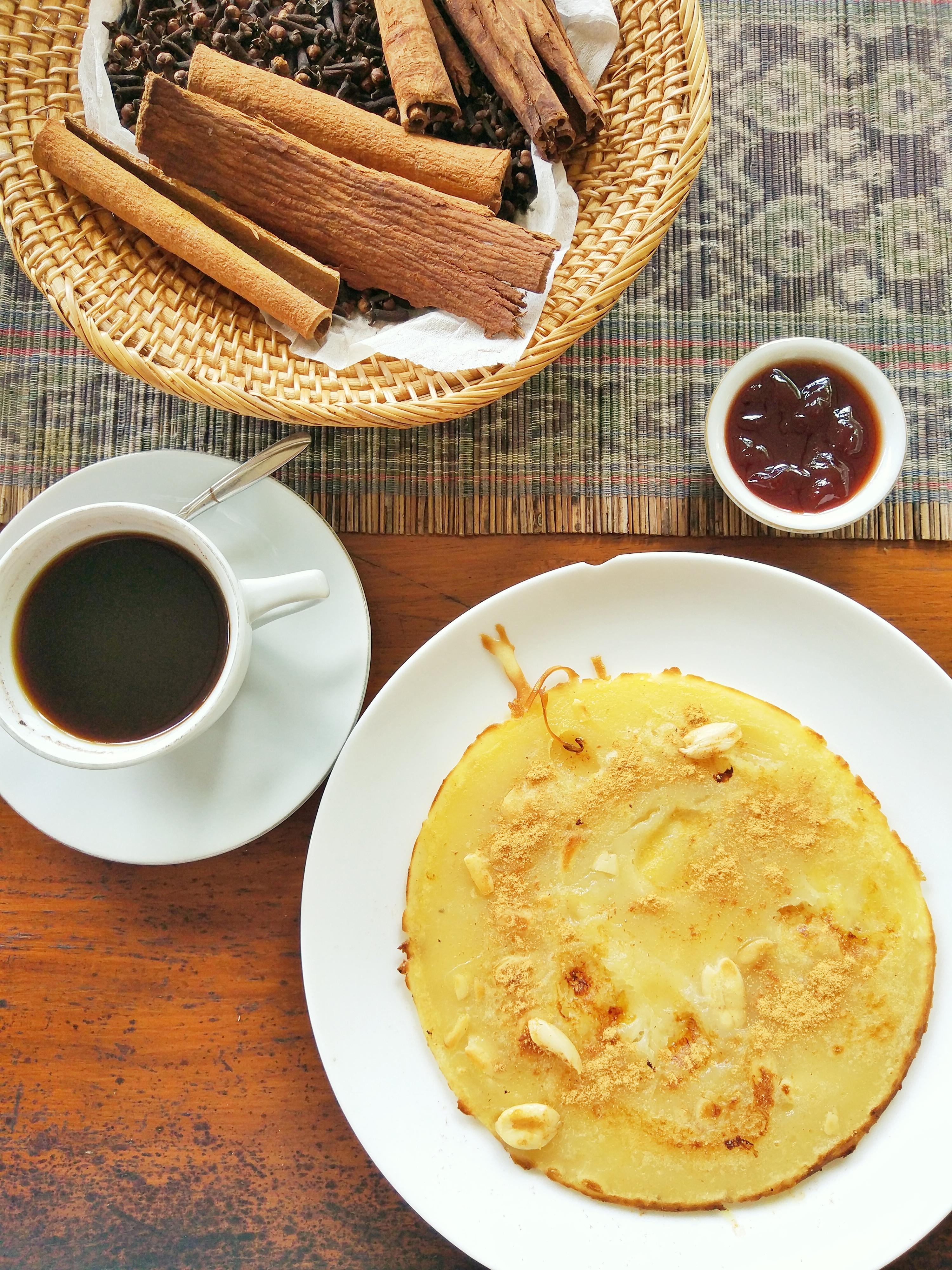 Vegan Food Banda Islands