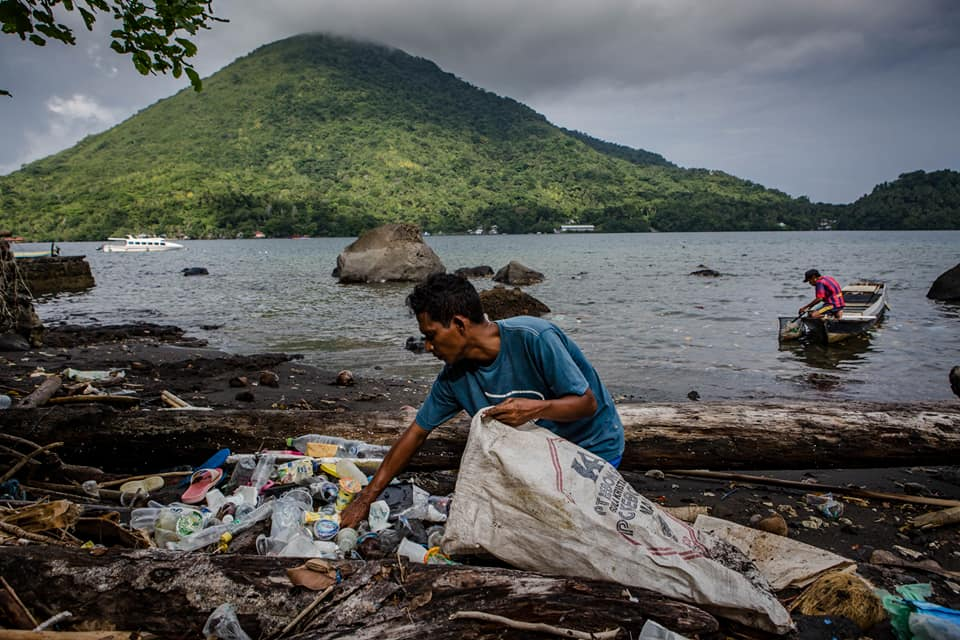 Plastic Pollution Banda Islands