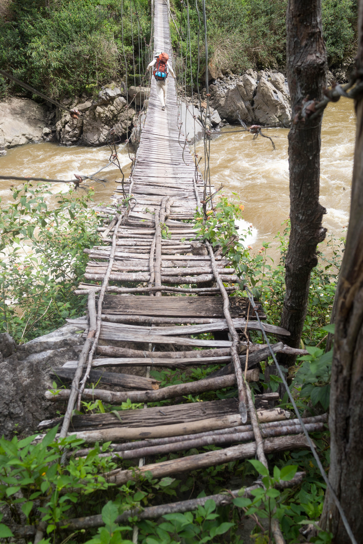 Baliem Valley Bridge