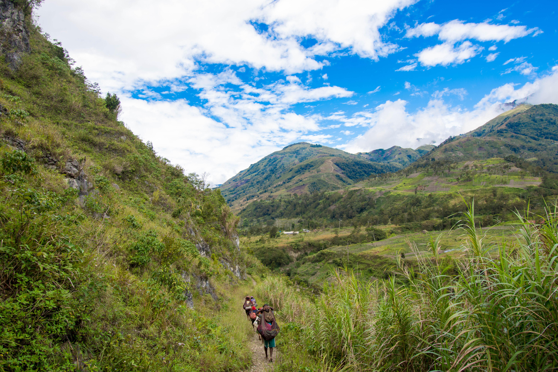 Baliem Valley Hike