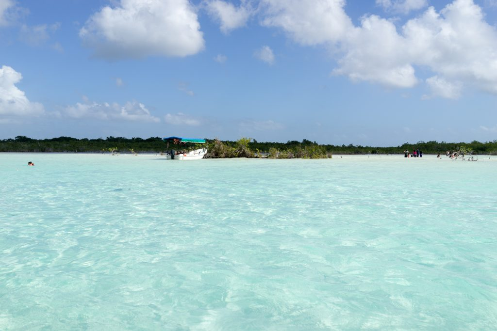 Bacalar Pirate Channel
