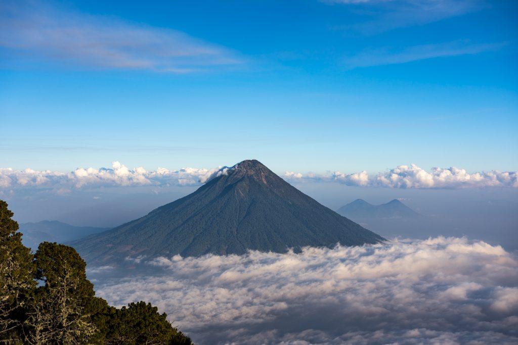 Which tour operator volcano Acatenango